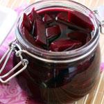 Маринованная свёкла – рецепт